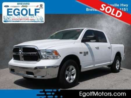2019 Ram 1500 Classic SLT Crew Cab for Sale  - 82412  - Egolf Motors
