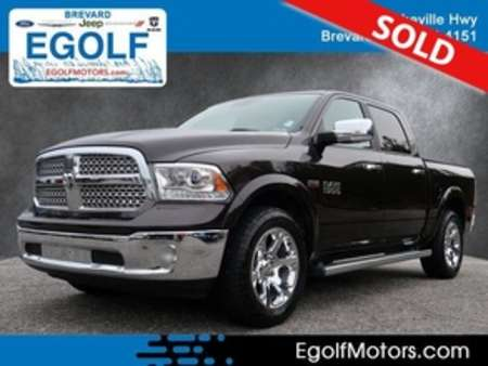 2017 Ram 1500 Laramie Crew Cab for Sale  - 21820A  - Egolf Motors