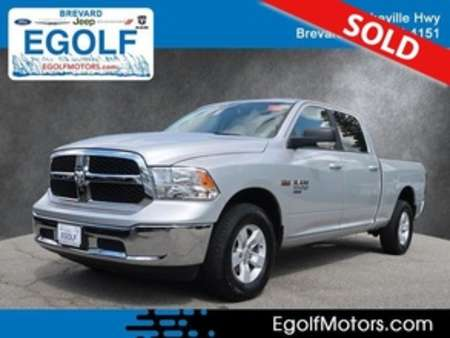 2019 Ram 1500 Classic SLT Crew Cab for Sale  - 82349  - Egolf Motors