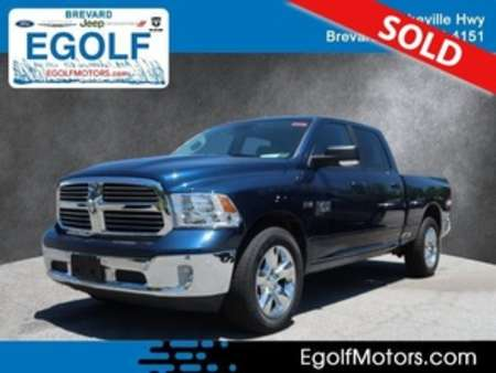 2019 Ram 1500 Classic Big Horn 4x4 Crew Cab for Sale  - 82387  - Egolf Motors