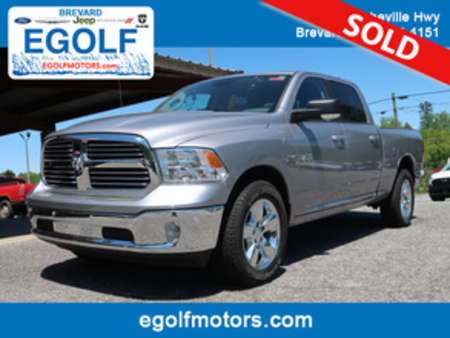 2019 Ram 1500 Classic Big Horn 4x4 Crew Cab for Sale  - 82392  - Egolf Motors