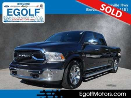 2018 Ram 1500 Laramie Longhorn 4x4 Crew Cab for Sale  - 21818A  - Egolf Motors