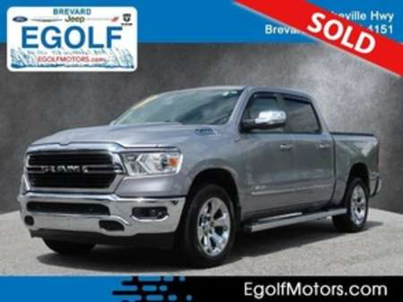 2020 Ram 1500 Big Horn Crew Cab for Sale  - 82408A  - Egolf Motors