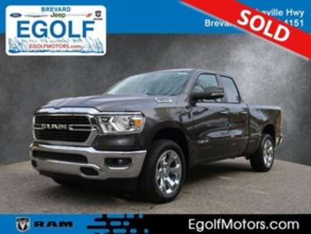 2020 Ram 1500 Big Horn Quad Cab for Sale  - 21826  - Egolf Motors