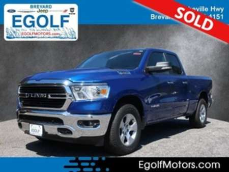 2019 Ram 1500 Big Horn/Lone Star 4x4 Quad Cab for Sale  - 82389  - Egolf Motors