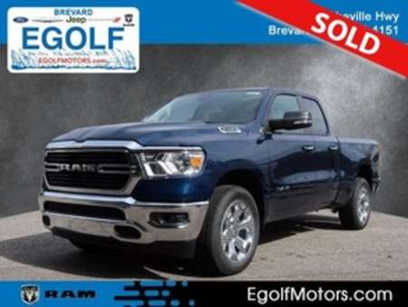 2020 Ram 1500 Big Horn Quad Cab for Sale  - 21823  - Egolf Motors