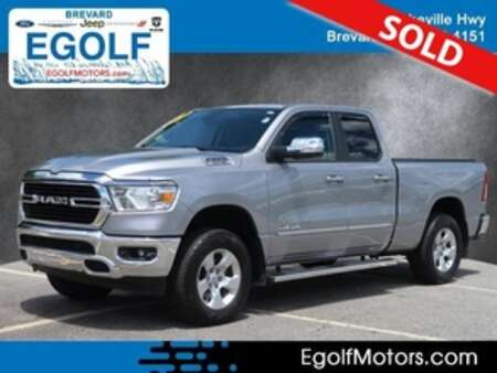 2020 Ram 1500 Big Horn Quad Cab for Sale  - 82408  - Egolf Motors