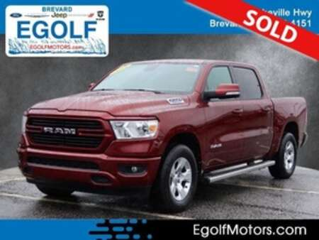 2019 Ram 1500 Big Horn/Lone Star Crew Cab for Sale  - 82450  - Egolf Motors