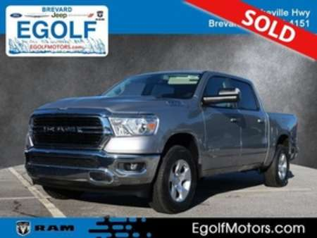 2020 Ram 1500 Big Horn Crew Cab for Sale  - 21842  - Egolf Motors