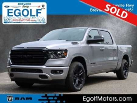 2020 Ram 1500 Big Horn Crew Cab for Sale  - 21963  - Egolf Motors