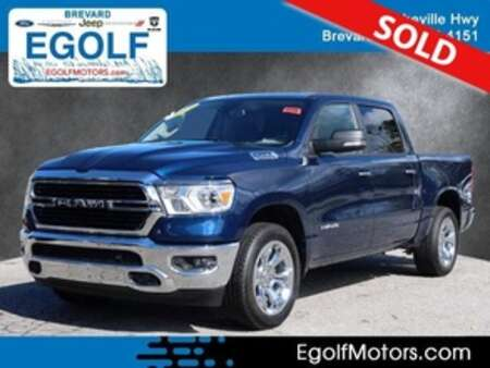 2019 Ram 1500 Big Horn/Lone Star 4x4 Crew Cab for Sale  - 82446  - Egolf Motors