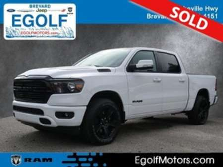 2020 Ram 1500 Big Horn Crew Cab for Sale  - 21849  - Egolf Motors