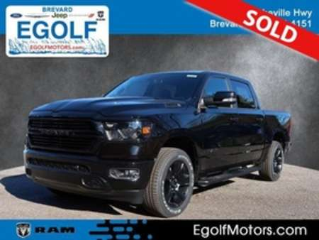 2020 Ram 1500 BIG HORN 4X4 CREW CAB 57 for Sale  - 21843  - Egolf Motors