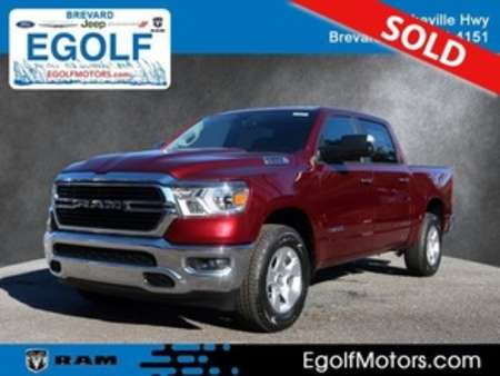2020 Ram 1500 BIG HORN 4X4 CREW CAB 57 for Sale  - 21822  - Egolf Motors