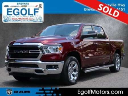 2020 Ram 1500 Big Horn 4X4 Crew Cab 57 for Sale  - 21941  - Egolf Motors