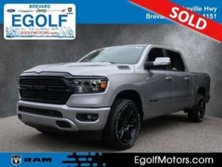 2020 Ram 1500 Big Horn Crew Cab for Sale  - 21890  - Egolf Motors