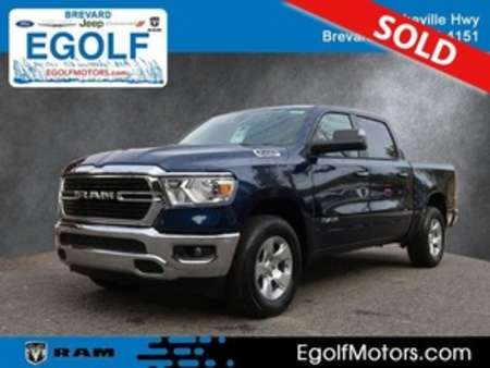 2020 Ram 1500 Big Horn 4X4 Crew Cab 57 for Sale  - 21844  - Egolf Motors
