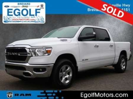 2019 Ram 1500 Big Horn Crew Cab for Sale  - 21695  - Egolf Motors