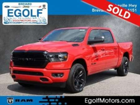 2020 Ram 1500 Big Horn Crew Cab for Sale  - 21980  - Egolf Motors