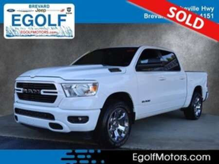 2019 Ram 1500 Big Horn Crew Cab for Sale  - 82452  - Egolf Motors