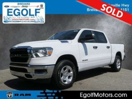 2019 Ram 1500 Tradesman Crew Cab for Sale  - 21661  - Egolf Motors
