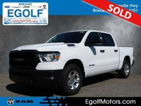 2019 Ram 1500 Tradesman Crew Cab for Sale  - 21668  - Egolf Motors