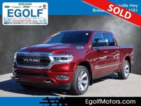 2020 Ram 1500 Limited Crew Cab for Sale  - 22040A  - Egolf Motors