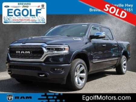 2021 Ram 1500 LIMITED 4X4 CREW CAB 57 for Sale  - 21989  - Egolf Motors