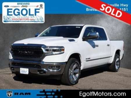 2021 Ram 1500 LIMITED 4X4 CREW CAB 57 for Sale  - 22020  - Egolf Motors