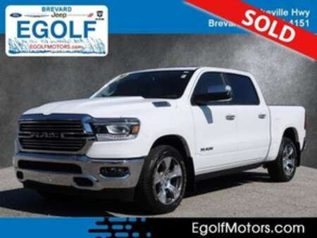 2020 Ram 1500 Laramie Crew Cab for Sale  - 21942A  - Egolf Motors