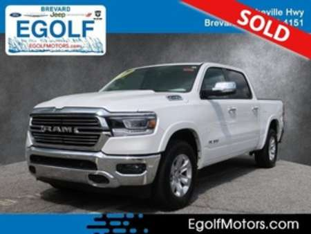 2020 Ram 1500 Laramie Crew Cab for Sale  - 82410  - Egolf Motors