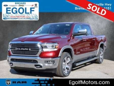 2021 Ram 1500 LARAMIE 4X4 CREW CAB 57 for Sale  - 22025  - Egolf Motors
