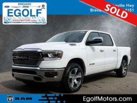 2020 Ram 1500 Laramie Crew Cab for Sale  - 21820  - Egolf Motors