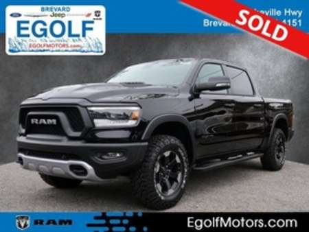 2020 Ram 1500 Rebel Crew Cab for Sale  - 21888  - Egolf Motors