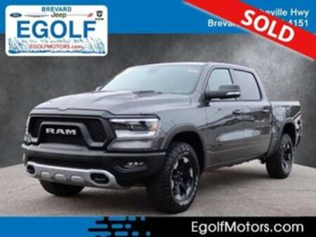 2020 Ram 1500 Rebel Crew Cab for Sale  - 82466  - Egolf Motors