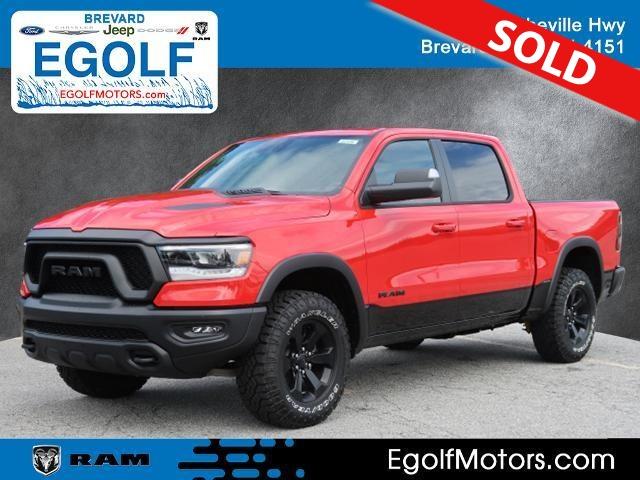 2021 Ram 1500  - Egolf Motors