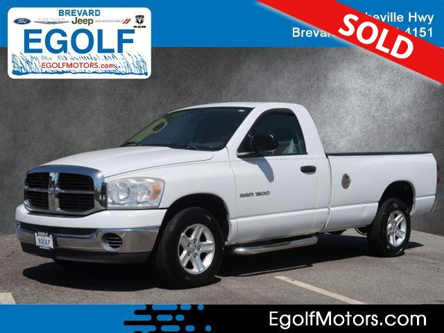 2007 Dodge Ram 1500  - Egolf Motors