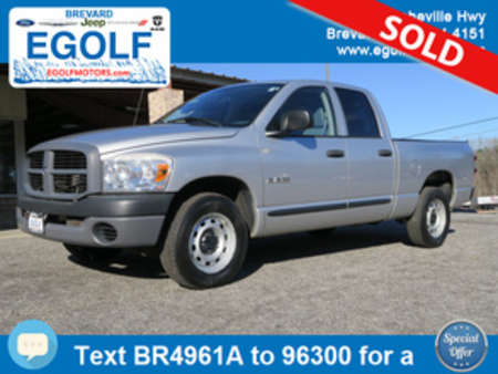 2008 Dodge Ram 1500 ST for Sale  - 4961A  - Egolf Motors
