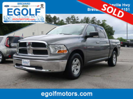 2011 Ram 1500 SLT 2WD Crew Cab for Sale  - 21922B  - Egolf Motors