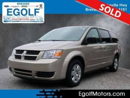 2009 Dodge Grand Caravan SE for Sale  - 21913A  - Egolf Motors