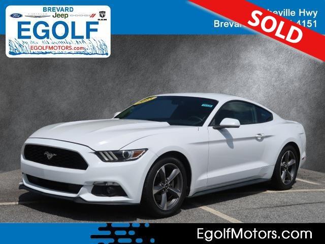 2015 Ford Mustang  - Egolf Motors