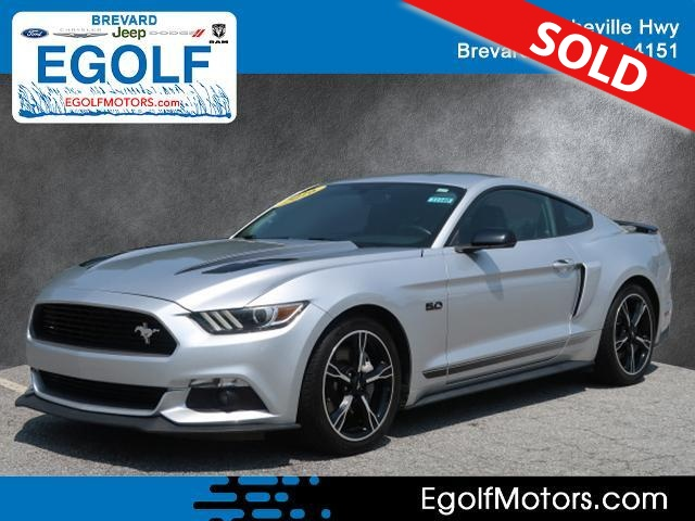 2016 Ford Mustang  - Egolf Motors