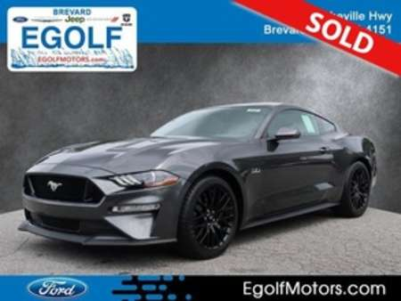 2019 Ford Mustang GT PREMIUM FASTBACK for Sale  - 5123  - Egolf Motors