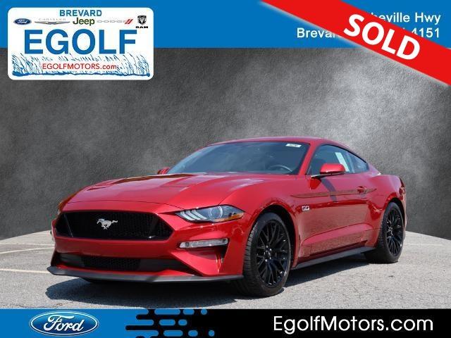 2020 Ford Mustang  - Egolf Motors