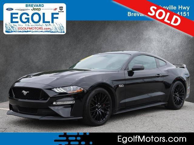 2019 Ford Mustang  - Egolf Motors