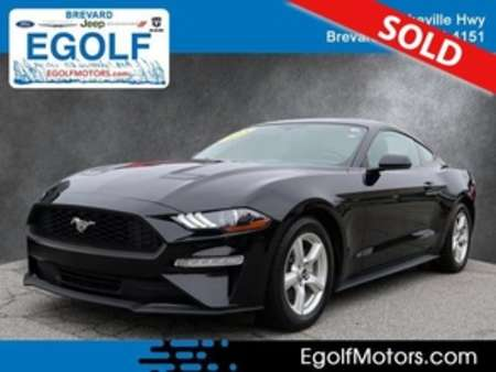 2018 Ford Mustang EcoBoost for Sale  - 21875B  - Egolf Motors
