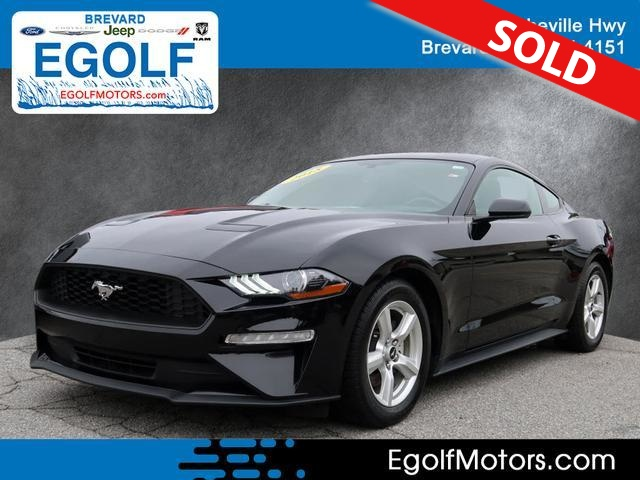 2018 Ford Mustang  - Egolf Motors