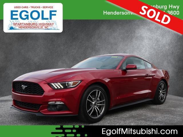 2017 Ford Mustang  - Egolf Motors