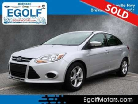 2014 Ford Focus SE for Sale  - 10916A  - Egolf Motors