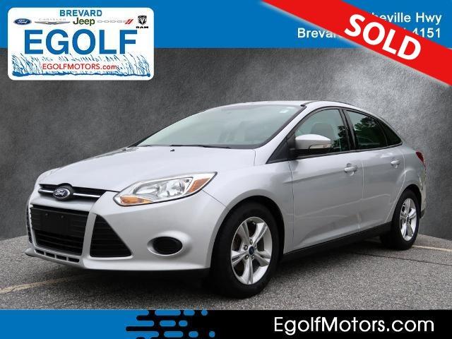 2014 Ford Focus  - Egolf Motors